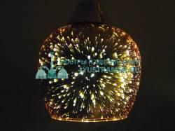 Люстра потолочная LyustraMsk ЛС 375 на 3 рожка, золото
