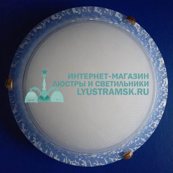 Светильник настенно-потолочный LyustraMsk ЛС 297 на 2 лампы D-30