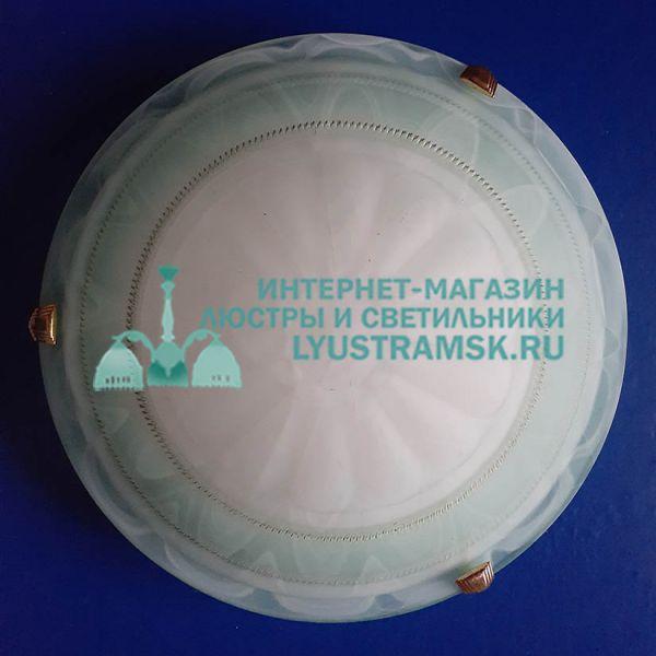 Светильник настенно-потолочный LyustraMsk ЛС 901 на 2 лампы D-30