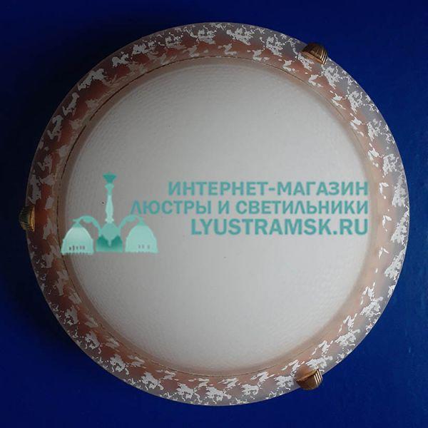 Светильник настенно-потолочный LyustraMsk ЛС 902 на 1 лампу D-25