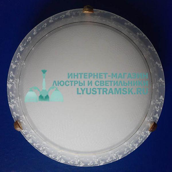 Светильник настенно-потолочный LyustraMsk ЛС 904  на 1 лампу D-25