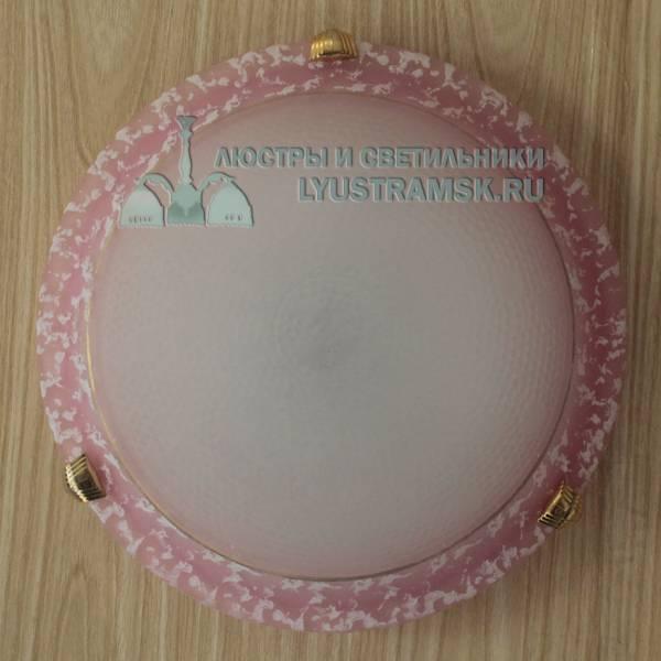 Светильник настенно-потолочный LyustraMsk ЛС 903 на 1 лампу D-25