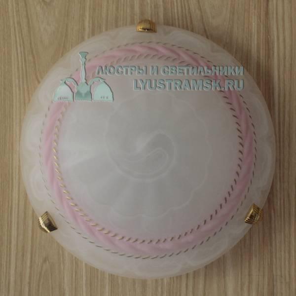 Светильник настенно-потолочный LyustraMsk ЛС 906 на 1 лампу D-25