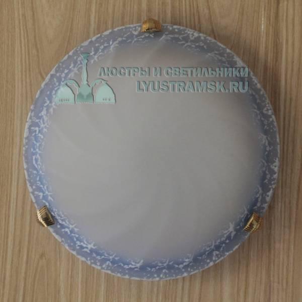 Светильник настенно-потолочный LyustraMsk ЛС 910 на 1 лампу D-25