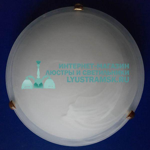 Светильник настенно-потолочный LyustraMsk ЛС 257 на 2 лампы D-30