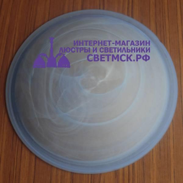 Купить плафоны для светильников ЛС 1262 D-30 мурано, голубой.