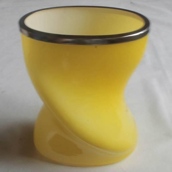 Плафон для люстр ЛС 1147 жёлтый Е27