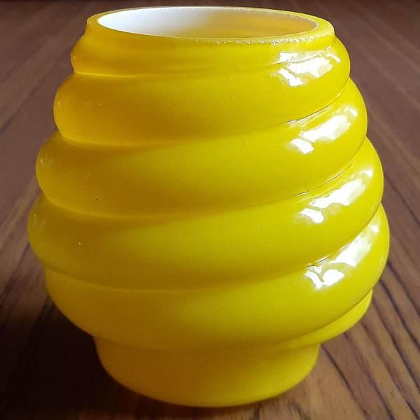 Плафон для люстр ЛС 1171 жёлтый Е14