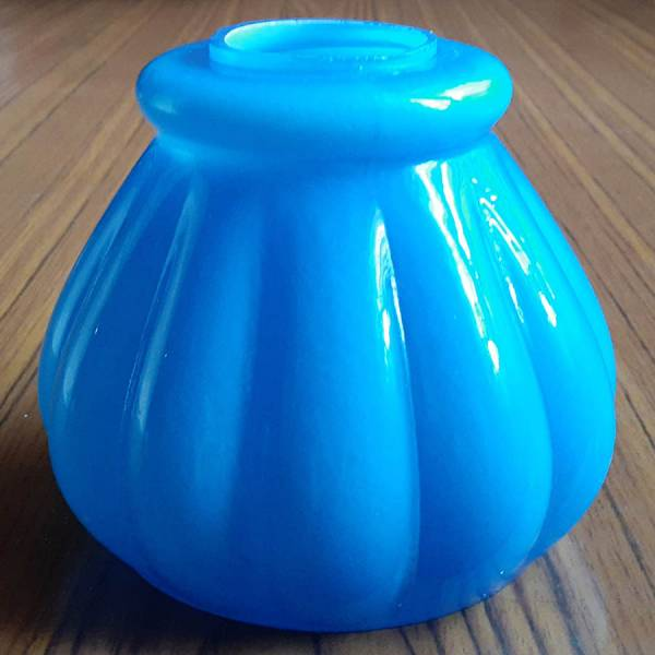 Плафон для люстр ЛС 1170 синий Е14