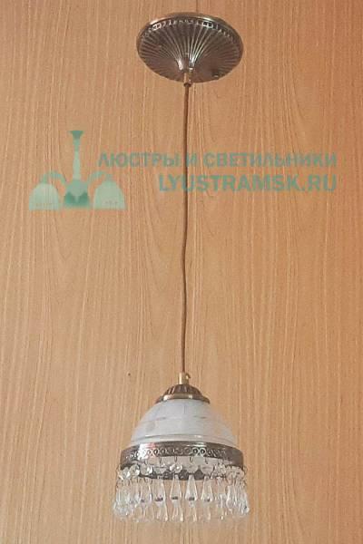 Светильник подвесной ЛС 002/B1(Анжелика HD34257/1) Бронза