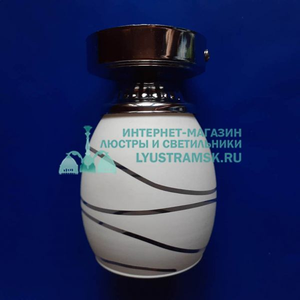 Люстра плафон LyustraMsk ЛС 816 хром