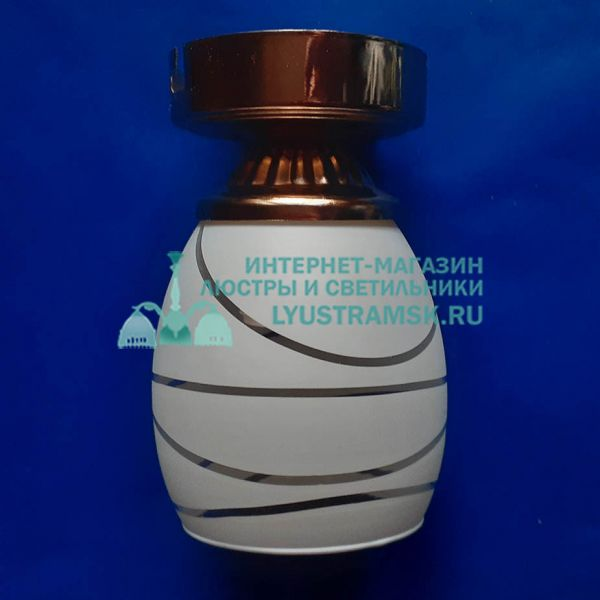 Люстра плафон LyustraMsk ЛС 816 золото