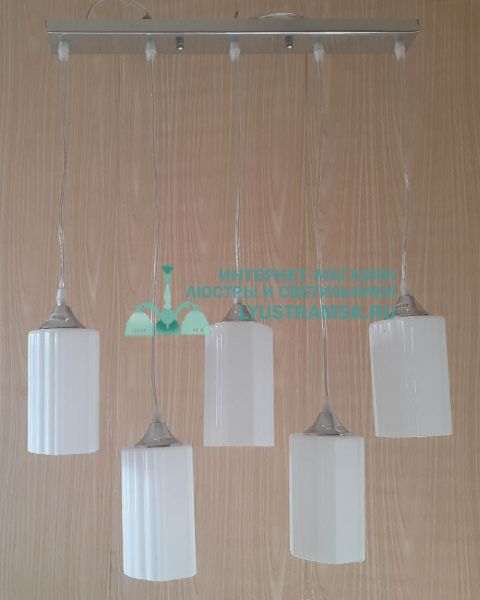 Люстра подвесная Julietta Ramona ЛС 728 на 5 плафонов