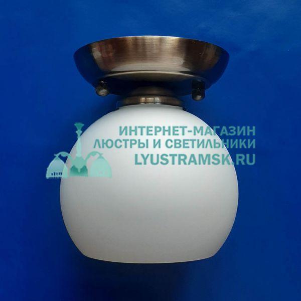 Люстра плафон ЛС 828 бронза