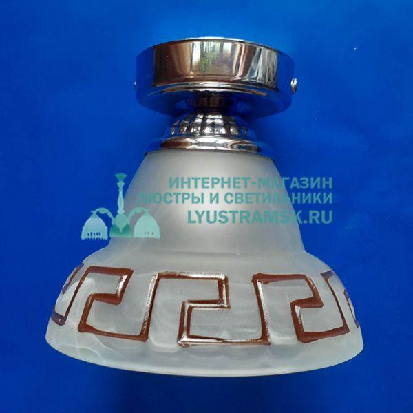 Люстра плафон LyustraMsk ЛС 823 хром