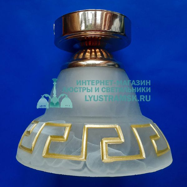 Люстра плафон LyustraMsk ЛС 823 золото