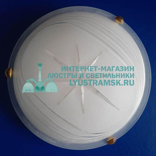 Светильник настенно-потолочный LyustraMsk ЛС 262/2 D-30