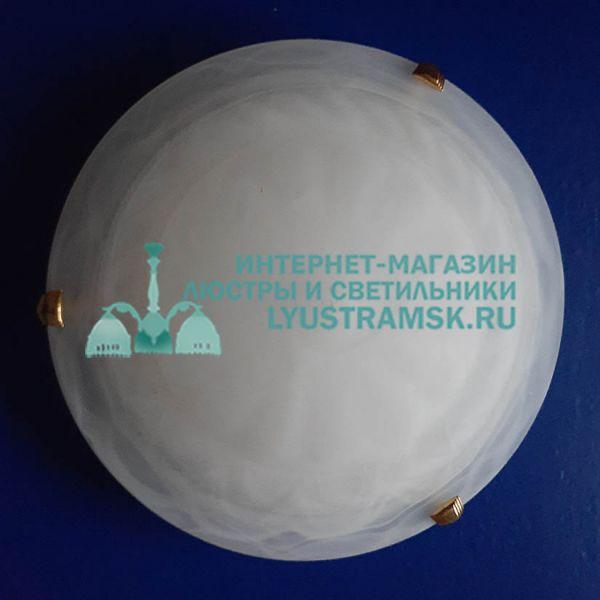 Светильник настенно-потолочный LyustraMsk ЛС 294 на 2 лампы D-30