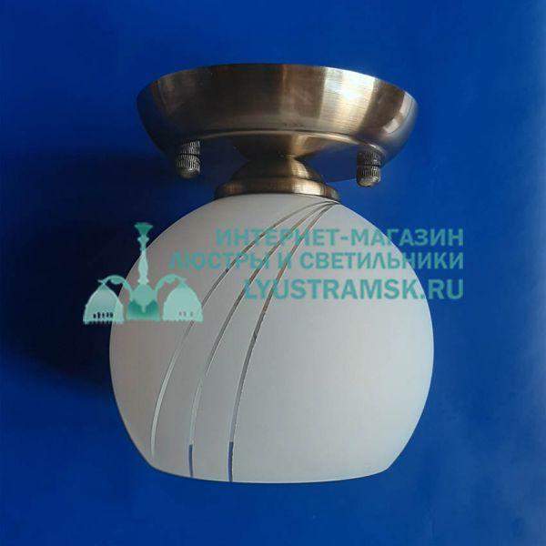 Люстра плафон LyustraMsk ЛС 831 бронза