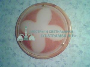 Светильник настенно-потолочный ЛС 277/2 D-40