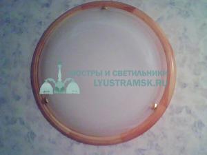 Светильник настенно-потолочный LyustraMsk ЛС 279 на 2 лампы D-40