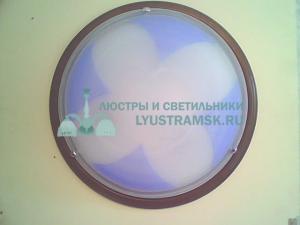 Светильник настенно-потолочный LyustraMsk ЛС 252 на 3 лампы D-50