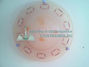 Светильник настенно-потолочный LyustraMsk ЛС 265 на 2 лампы D-30