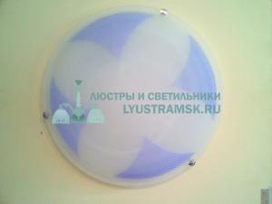 Светильник настенно-потолочный ЛС 270/3 D-50
