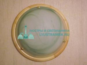 Светильник настенно-потолочный LyustraMsk ЛС 288 на 2 лампы D-40